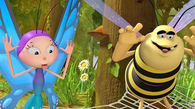 Die Biene Maja: Abenteuer Auf Der Klatschmohnwiese - Die Biene Maja: Falsche Freunde