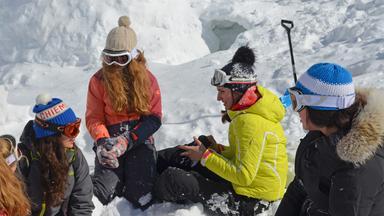 Die Wg - Mädchen-wg Im Schnee 2014 / Folge 8