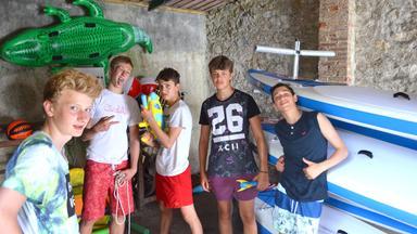 Die Wg - Die Jungs-wg In Italien: Folge 3