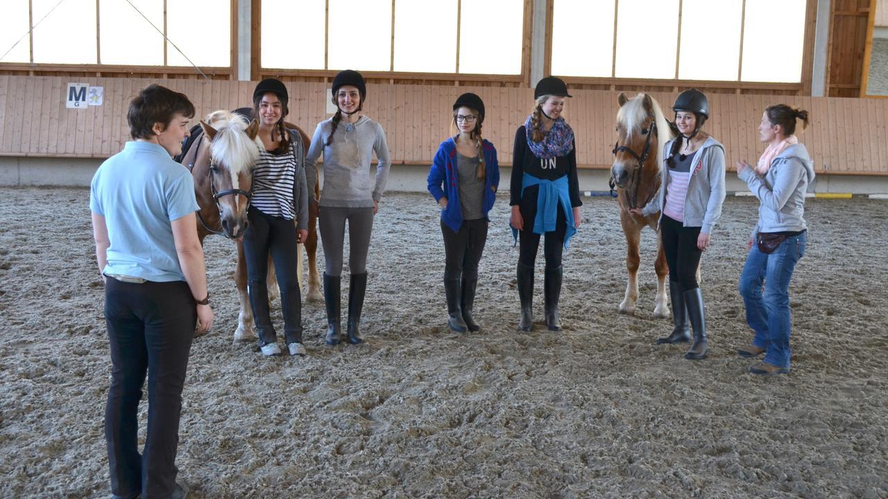 Mädchen-WG im Schnee 2014 / Folge 10 - ZDFtivi