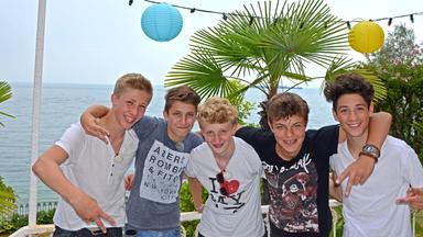 Die Wg - Die Jungs-wg In Italien: Folge 1
