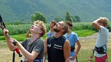 Die Wg - Die Jungs-wg In Italien: Folge 9