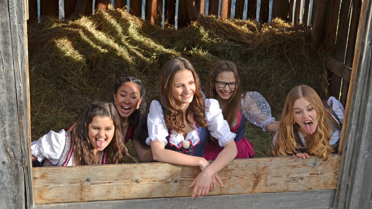 Mädchen-WG im Schnee 2014 / Folge 11 - ZDFtivi