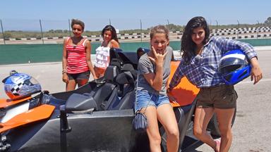 Die Wg - Die Mädchen-wg: Urlaub Ohne Eltern - Folge 17