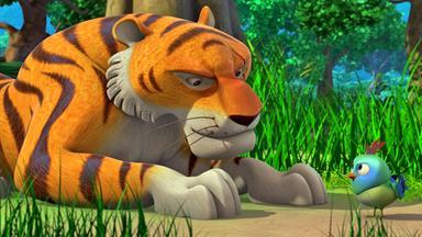 Das Dschungelbuch - Das Dschungelbuch: Papa Shir Khan