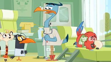 Sherlock Yack - Der Zoodetektiv - Sherlock Yack: Wer Hat Den Papagei Zum Niesen Gebracht?