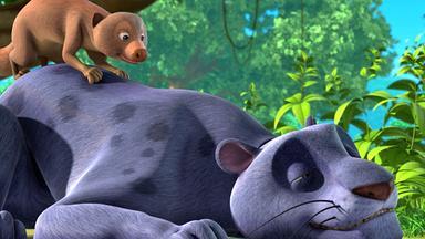 Das Dschungelbuch - Das Dschungelbuch: Kleine Plagegeister