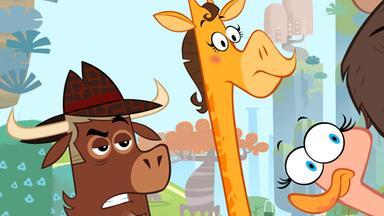 Sherlock Yack - Der Zoodetektiv - Sherlock Yack: Wer Hat Die Giraffe Geblendet?