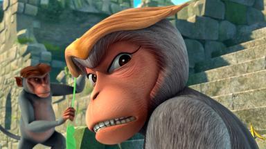Das Dschungelbuch - Das Dschungelbuch: Affentheater