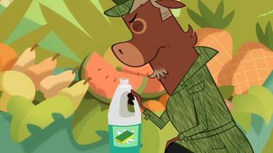 Sherlock Yack - Der Zoodetektiv - Sherlock Yack: Wer Hat Beim Warzenschwein Aufgeräumt?