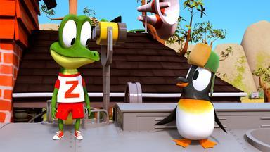 Zacki Und Die Zoobande - Zacki Und Die Zoobande: Der Fliegende Pinguin