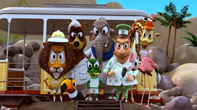 Zacki Und Die Zoobande - Zacki Und Die Zoobande: Pinguin-streiche