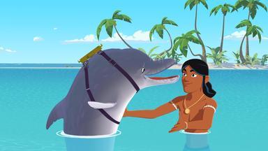 Zoom - Der Weiße Delfin - Zoom - Der Weiße Delfin: Der Peilsender