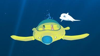 Zoom - Der Weiße Delfin - Zoom - Der Weiße Delfin: Ein Ausflug In Die Tiefe