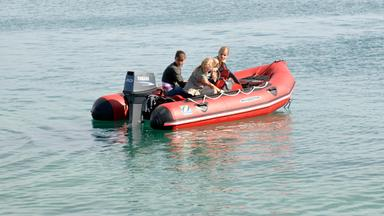 H2o - Plötzlich Meerjungfrau - H2o - Plötzlich Meerjungfrau: Eine Folgenschwere Bootstour