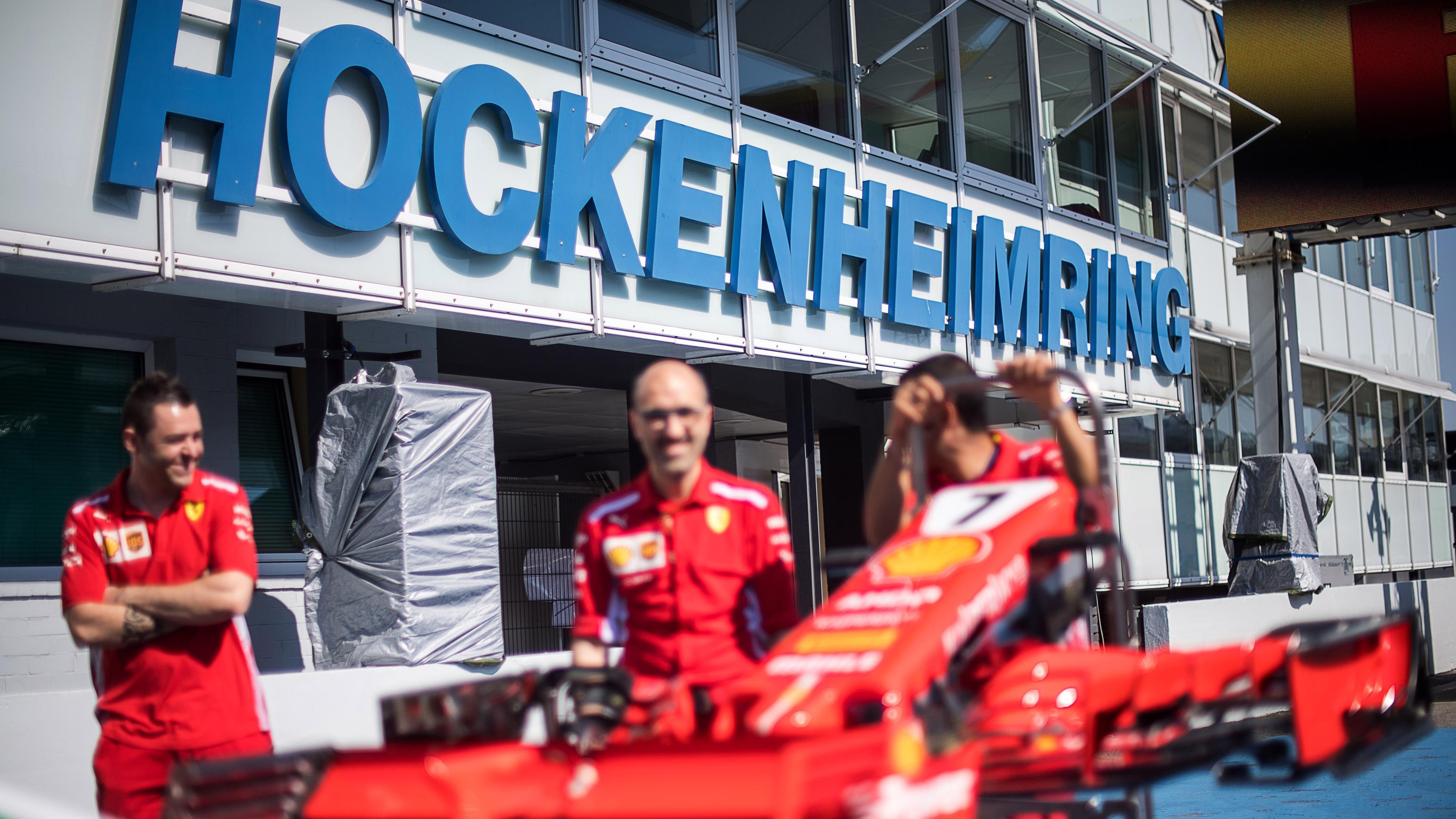 Kein Formel 1 Rennen 2020 In Deutschland Zdfmediathek