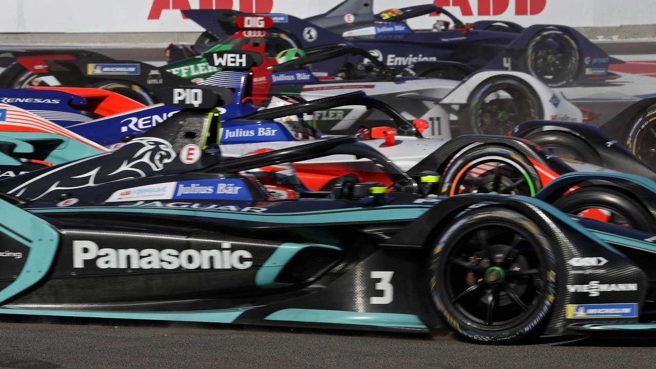 Formel E in Mexiko am 16. Februar 2018 im Livestream