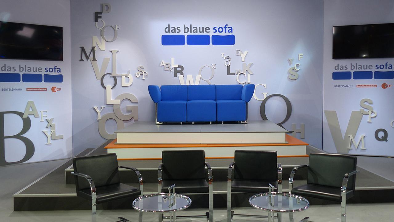 Karl Heinz Ott Auf Dem Blauen Sofa Zdfmediathek