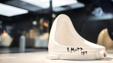 Fountain von Marcel Duchamp