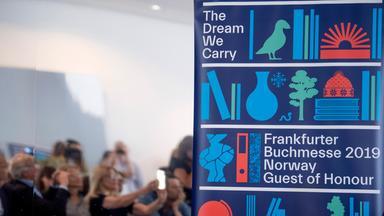 Aspekte - Die Kultursendung Im Zdf - Aspekte Extra Von Der Frankfurter Buchmesse 2019