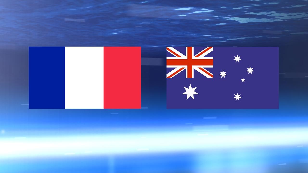 Frankreich Australien Zdf