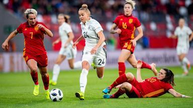 Zdf Sportextra - Deutschland - Spanien In Voller Länge