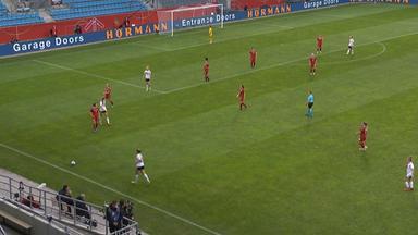 Zdf Sportextra - Frauenfußball-wm-qualifikation: Deutschland - Serbien