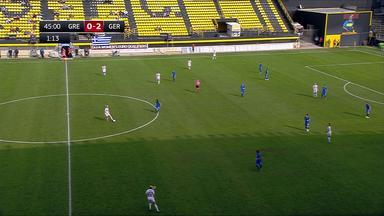 Zdf Sportextra - Frauenfußball-em-quali: Griechenland - Deutschland Am 8.10.19