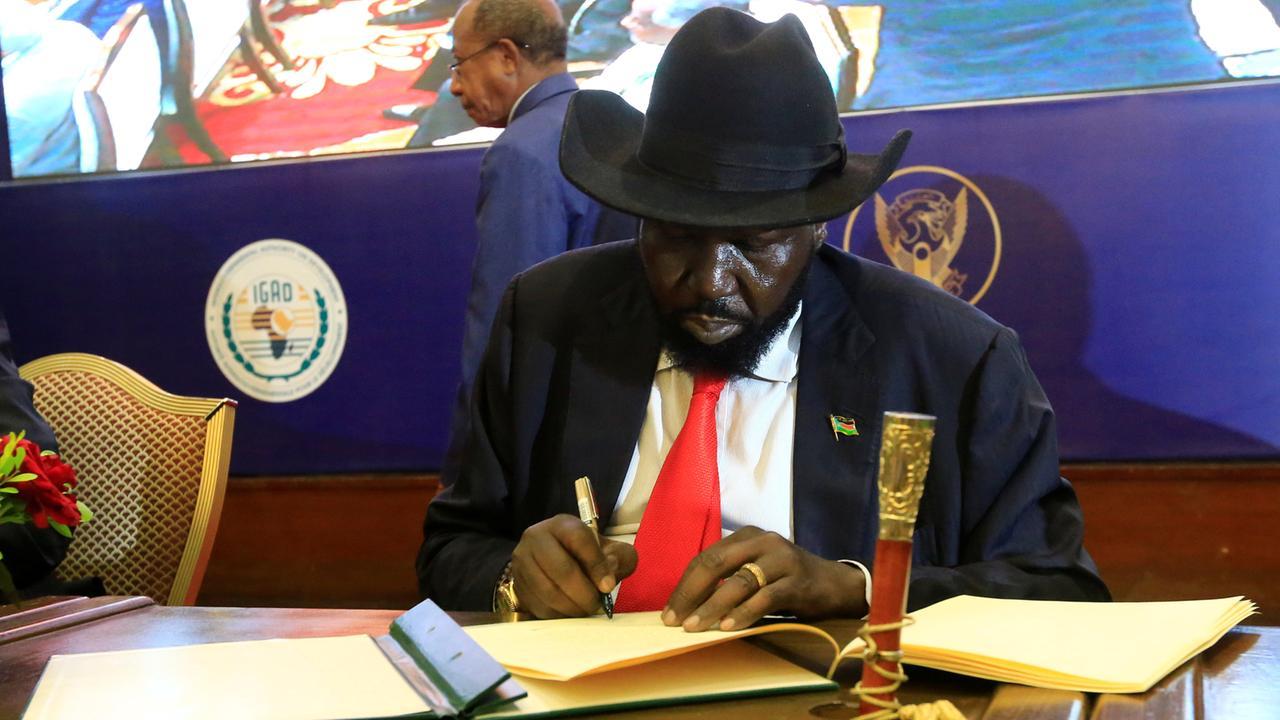 Südsudan Nachrichten