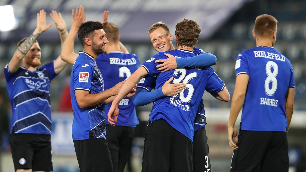 2 Bundesliga Bielefeld