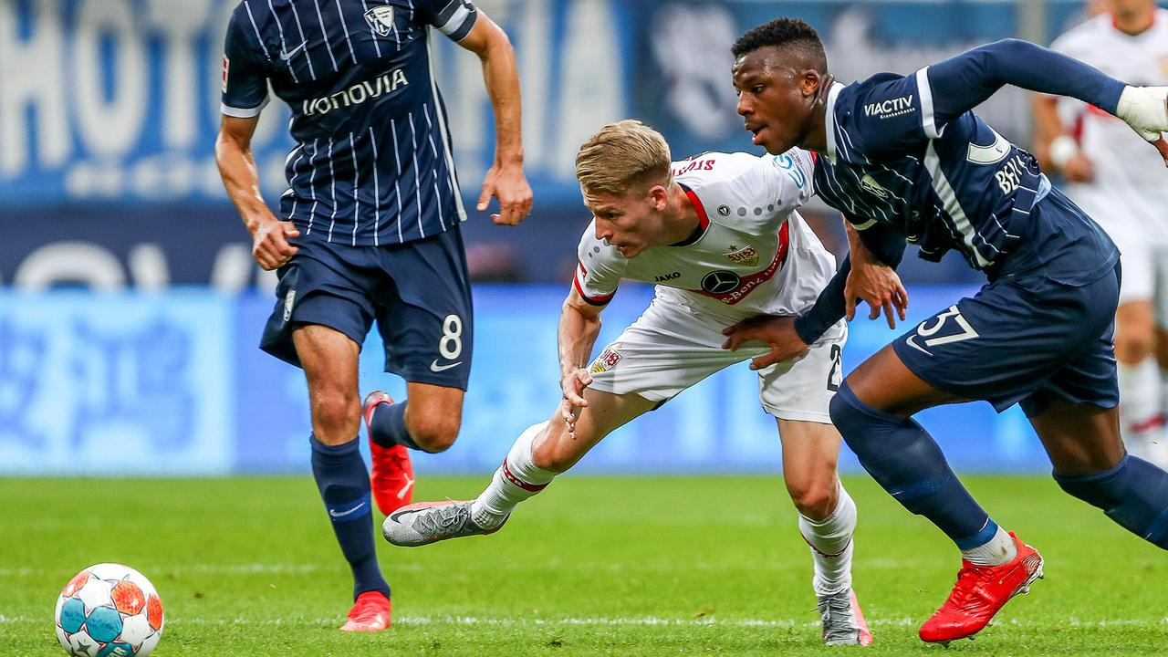 Bochum-Stuttgart: Intensives Spiel ohne Tore
