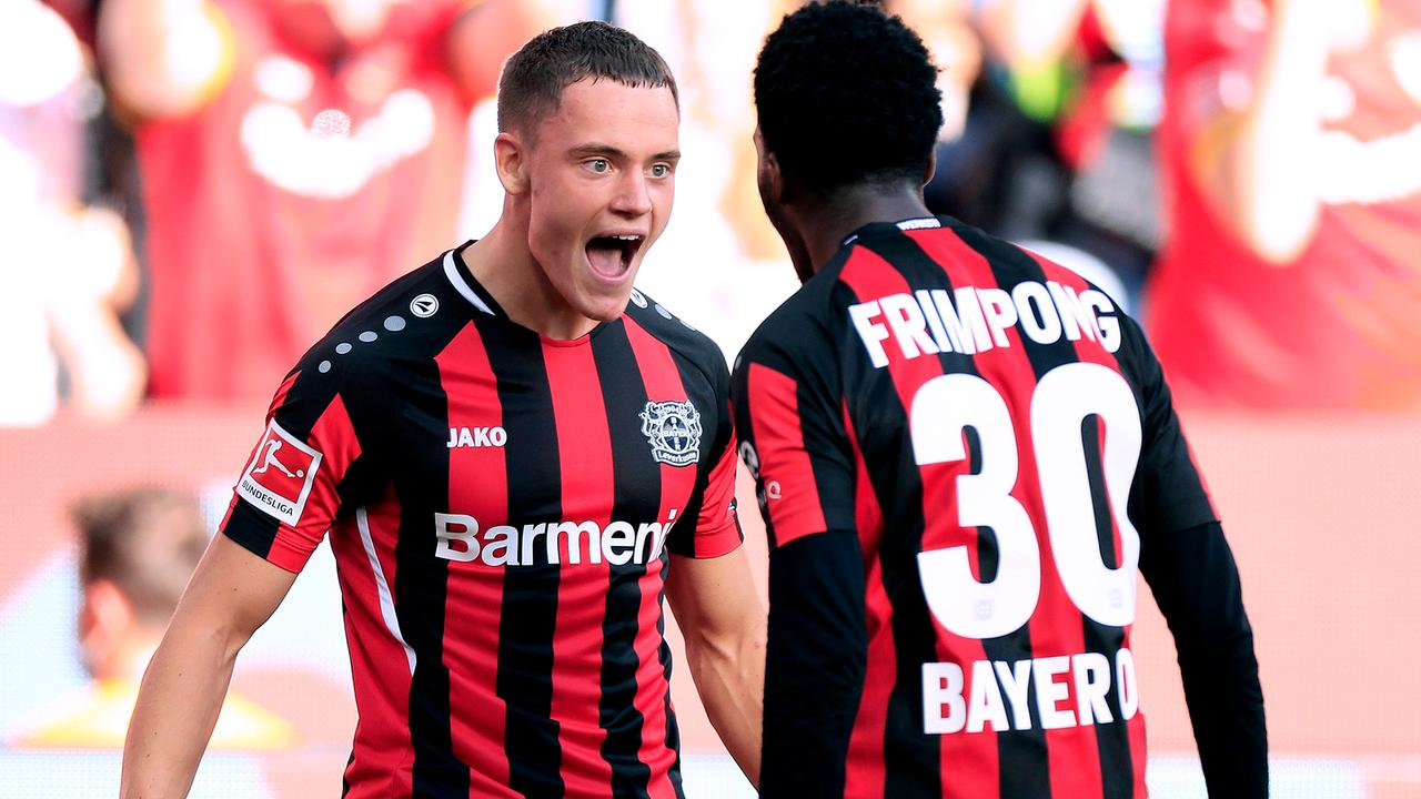 Wirtz mit Rekordtor: Leverkusen schlägt Mainz