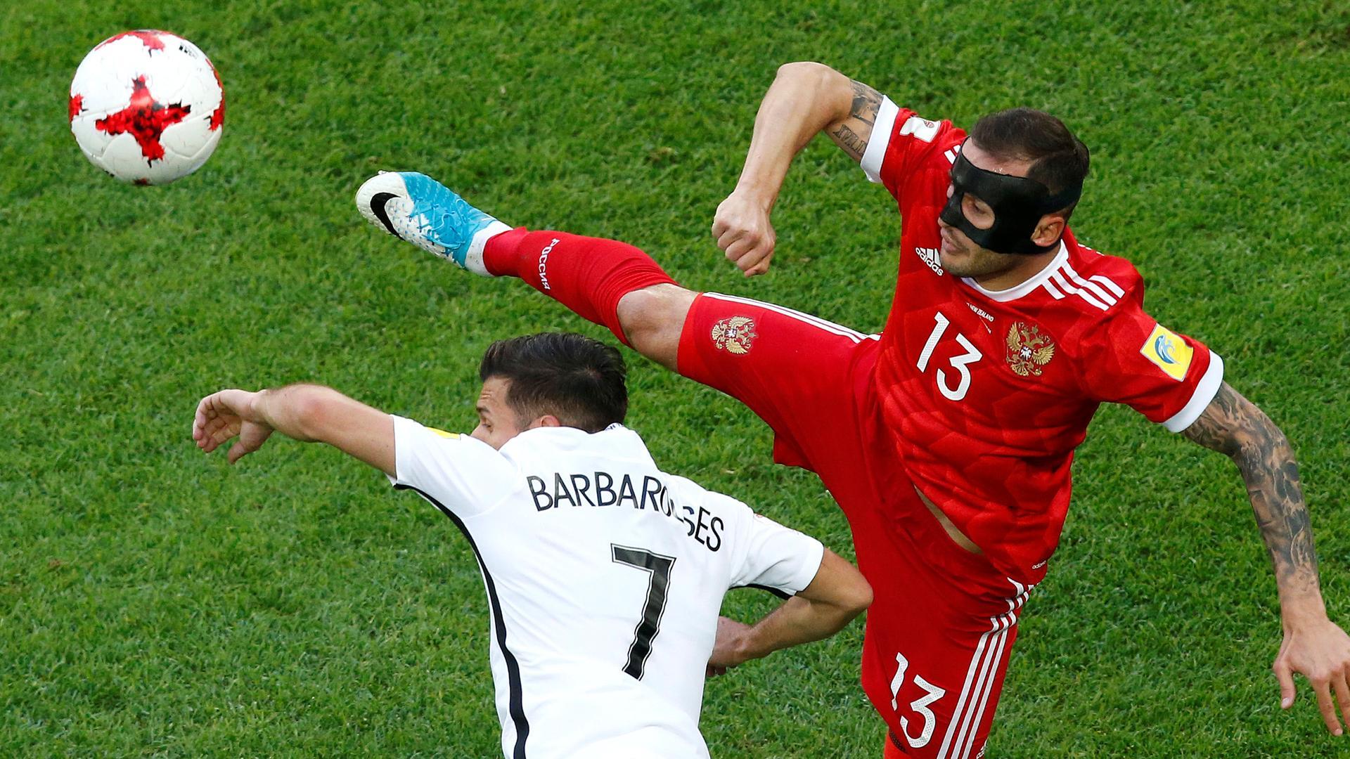Sport | ZDF SPORTextra - Verdienter Sieg für Russland zum Auftakt