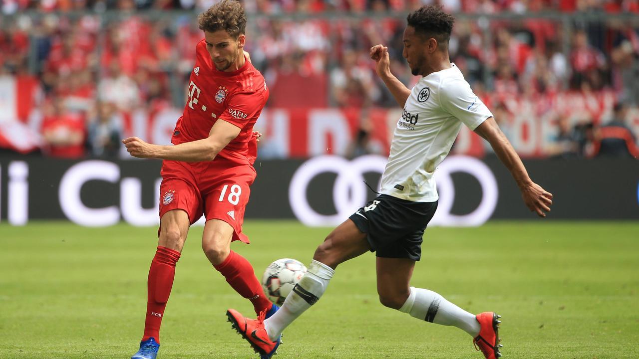 Zdf Ubertragt Frankfurt Gegen Fc Bayern Zdfmediathek