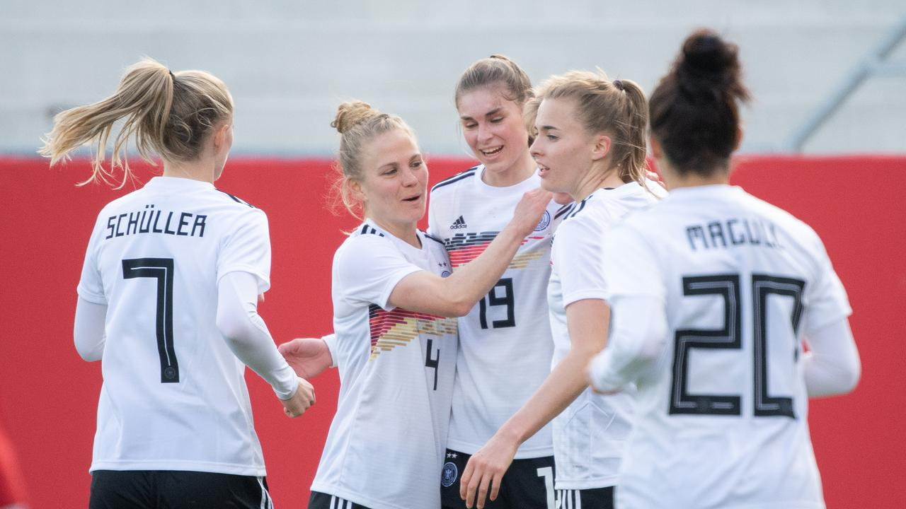 Frauenfußball-Länderspiel: DFB-Frauen besiegen Norwegen