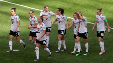 Frauen Fussball Wm Dfb Frauen Laufen Am Meisten Zdfmediathek