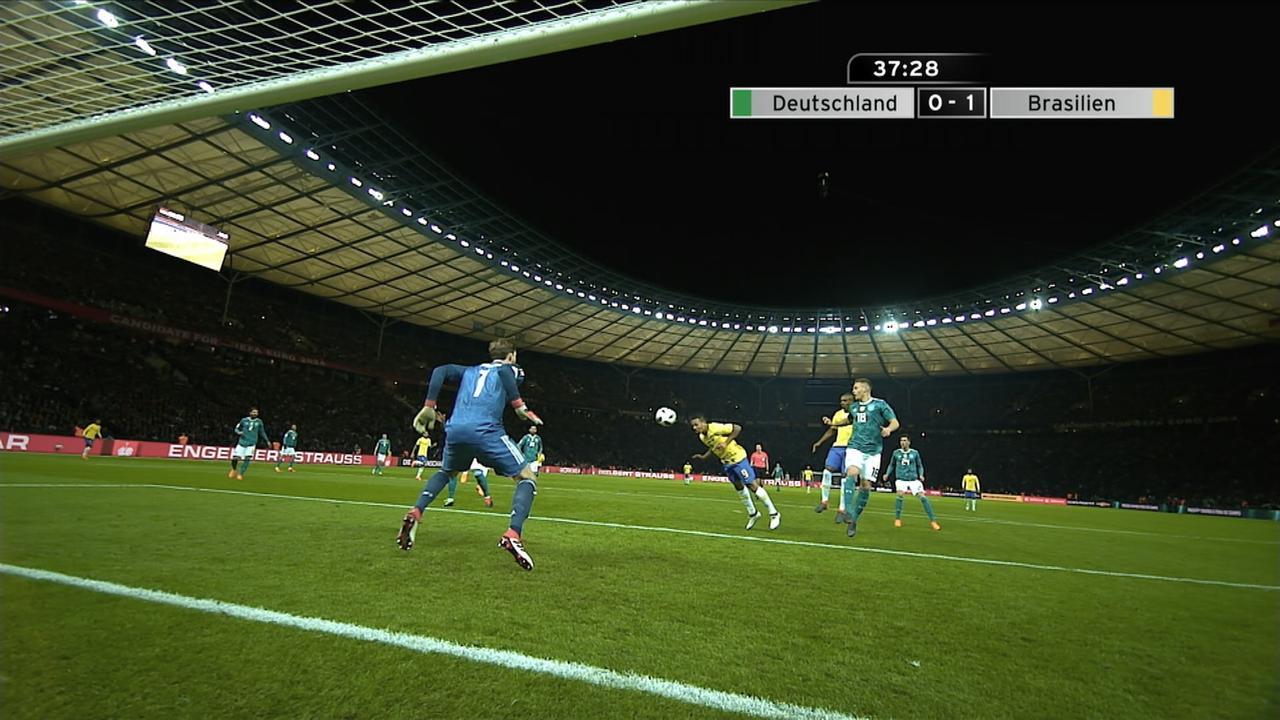 testspiel deutschland brasilien