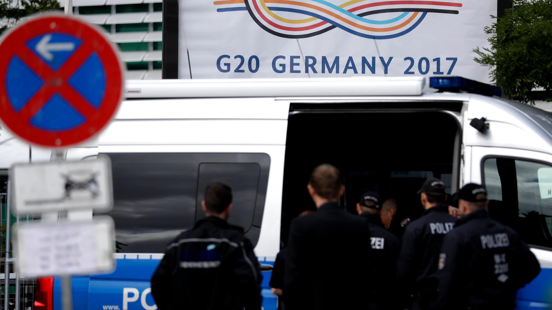 G20 Die Ereignisse Im Livestream Zdfmediathek