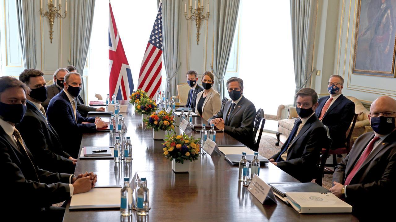 Treffen in London: Russland und China auf der Agenda der G7