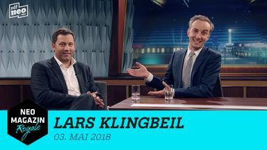 Neo Magazin Royale - Neo Magazin Royale Mit Jan Böhmermann Vom 3. Mai 2018