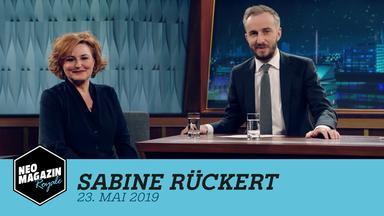 Neo Magazin Royale - Neo Magazin Royale Mit Jan Böhmermann Vom 23. Mai 2019