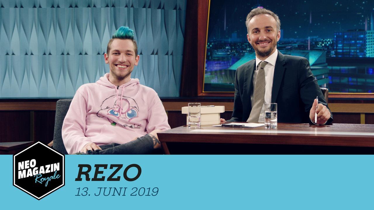 NEO MAGAZIN ROYALE mit Jan Böhmermann vom 13. Juni 2019