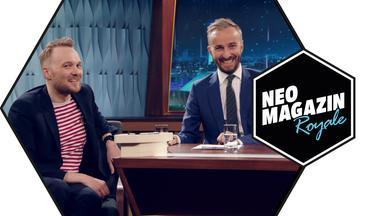Neo Magazin Royale - Neo Magazin Royale Mit Jan Böhmermann Vom 19. September 2019