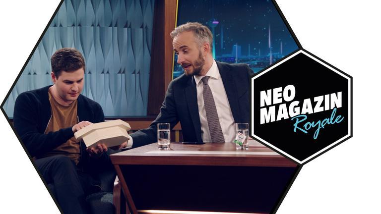NEO MAGAZIN ROYALE vom 26.09.2019 mit Jan und Moritz
