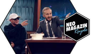 Neo Magazin Royale - Neo Magazin Royale Mit Jan Böhmermann Vom 3. Oktober 2019