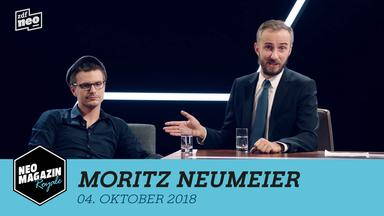 Neo Magazin Royale - Neo Magazin Royale Mit Jan Böhmermann Vom 4. Oktober 2018