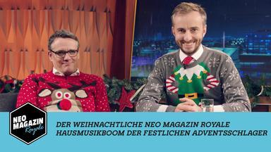 Neo Magazin Royale - Neo Magazin Royale Mit Jan Böhmermann Vom 20. Dezember 2018