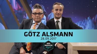 Neo Magazin Royale - Götz Alsmann Zu Gast Im Neo Magazin Royale Mit Jan Böhmermann