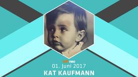 Das NEO MAGAZIN ROYALE mit Jan Böhmermann am 1. Juni 2017 - Gast: Kat Kaufmann