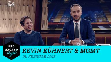 Neo Magazin Royale - Neo Magazin Royale Mit Jan Böhmermann Vom 1. Februar 2018